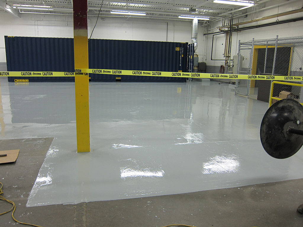 Factory Floor Revitalization Gmw Restoration Servicesgmw