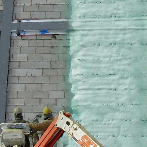 Spray Foam Insulation Gmw Restoration Services