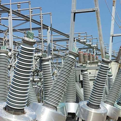High Voltage Insulator Failures : High voltage insulator coatings gmw restoration services