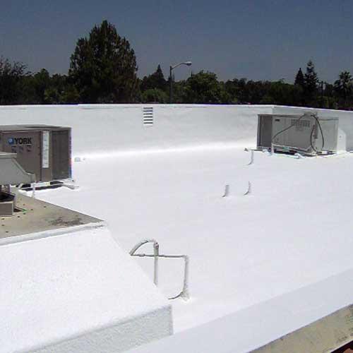 Spray Foam Roofing Gmw Restoration Servicesgmw